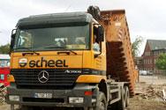 Scheel Erdbau Containerdienst